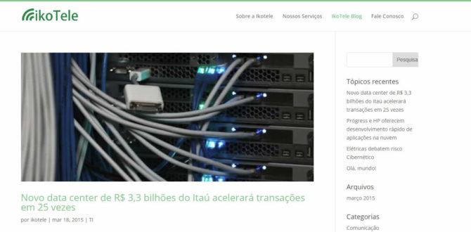 Ikotele – Soluções Integradas em Telecomunicações e Consultoria